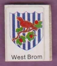 West Bromwich Albion Badge (B)